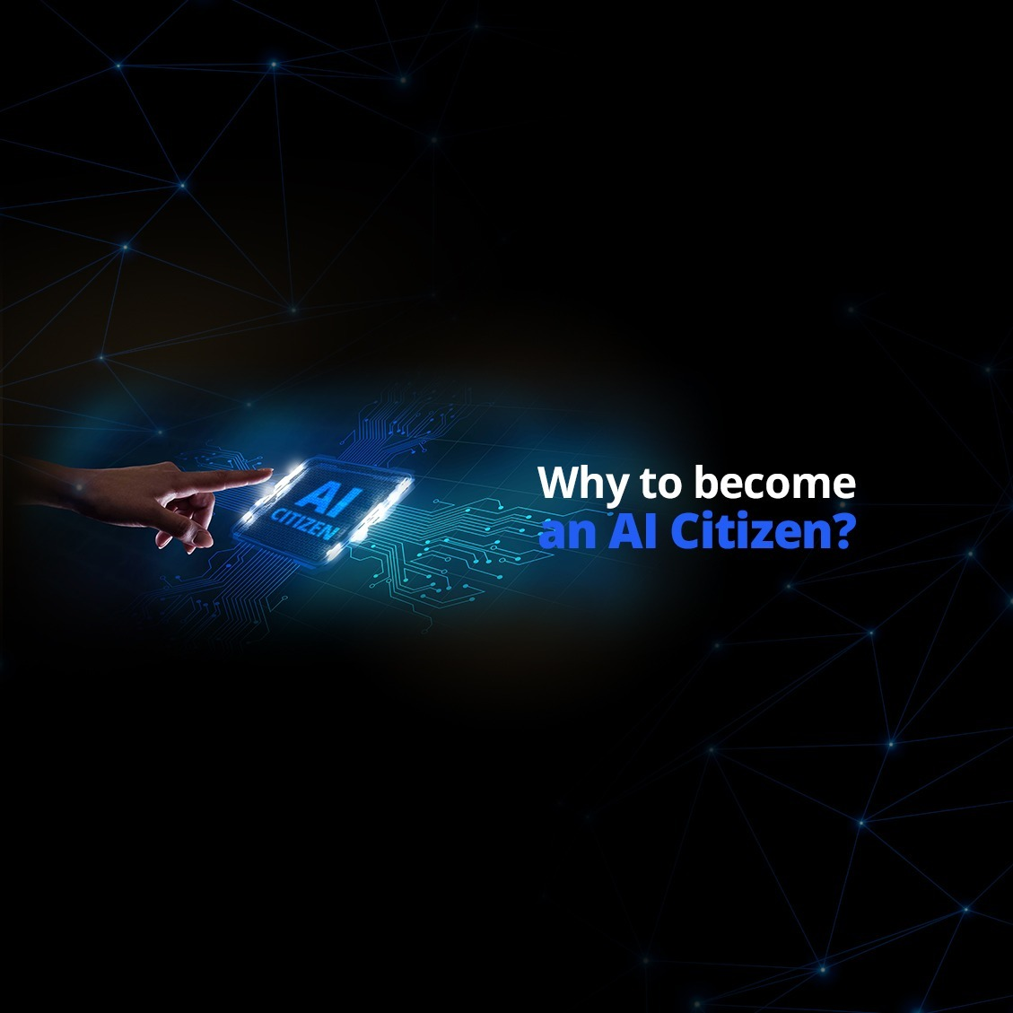 Why to become an AI Citizen?